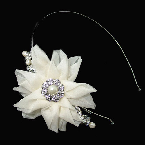 Ellie K-Wedding-Headband-Angelina