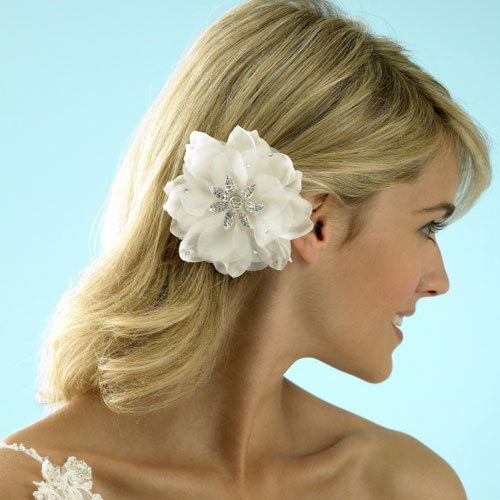 amanda wyatt wedding hair flower aw1032