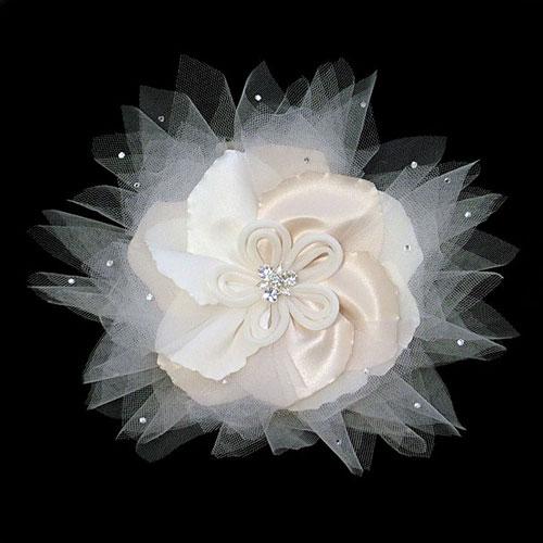 amanda wyatt aw1058 wedding hair flower