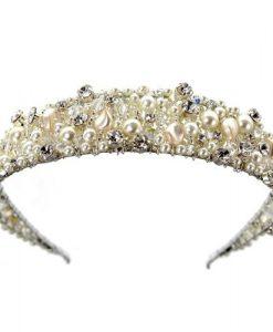 Ellie K Fergie Wedding Headband
