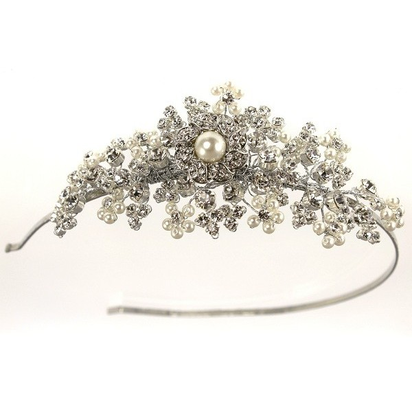 ellie k kari vintage crystal side tiara zaphira bridal
