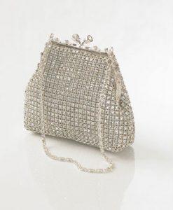 pure crystal elegance bag