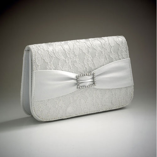diamante lace wedding bag 638