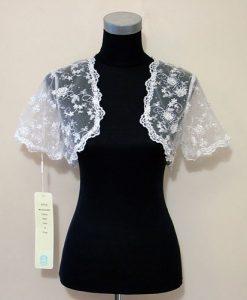 Amanda Wyatt Millie Lace Wedding Jacket