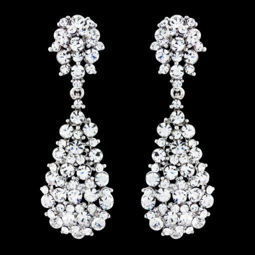 Swarovski Crystal Earrings Cerys