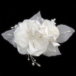charlotte balbier cb12 wedding hair flower