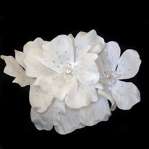 charlotte balbier cb35 bridal hair flowers