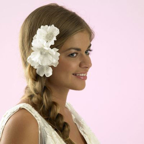 charlotte balbier cb35 bridal hair flower