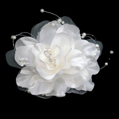 Charlotte balbier cb34 wedding hair flower
