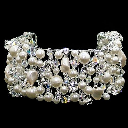 Ellie K Swarovski Crystal Bracelet