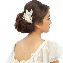 Bridal Flower Hair Accessory