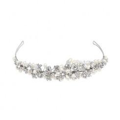 Freshwater Pearl Bridal Tiara
