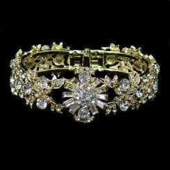 gold-diamante-wedding-bracelet-JE77B