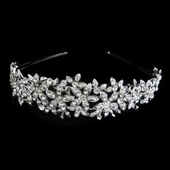 serena wedding headband
