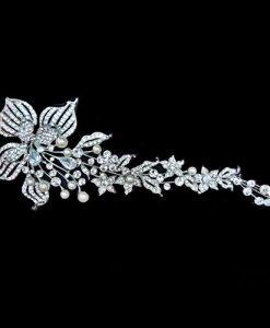 Crystal Bridal Hair Accessoryla
