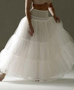 Jupon 153 Tulle Wedding Underskirt