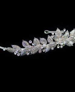 wedding tiara lauren