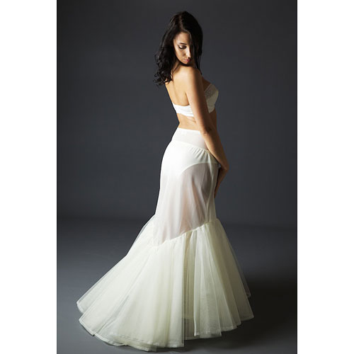 Jupon 191 Fishtail Bridal Underskirt