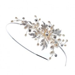 Paris Wedding Side Tiara