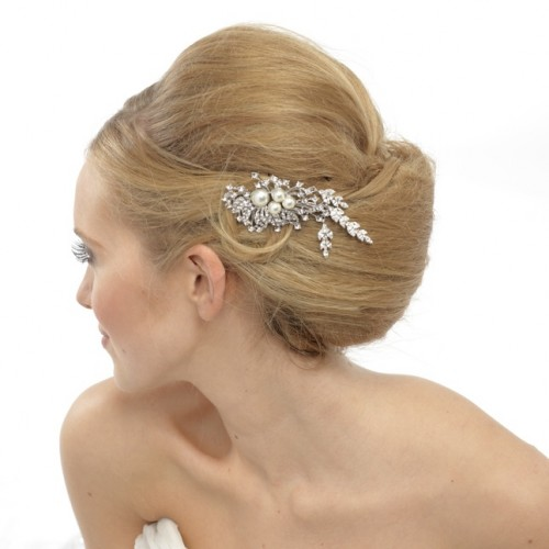 vintage wedding hair pin julianna
