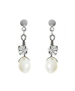 Fontaine Freshwater Pearl Earrings