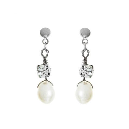 Fontaine Freshwater Pearl Earrings