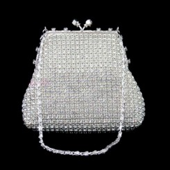 pure crystal elegance bag
