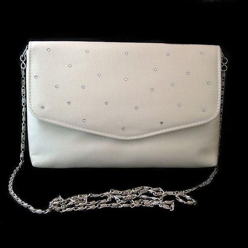 crystal scatter wedding bag shades 647