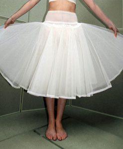 Jupon 127 Tea Length Wedding Petticoat