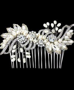 vintage wedding comb - mae