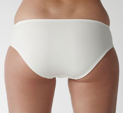 Carnival Lace Wedding Briefs 3137 back