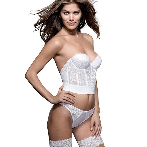 Carnival Lace Wedding Bustier 237