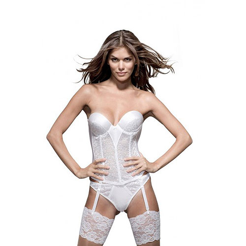 Carnival Lace Bridal Basque 337