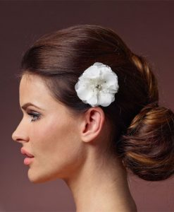 Lace Flower Hair Clip BB-362