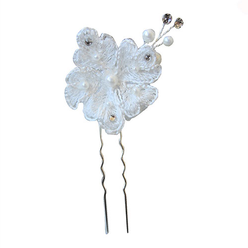 Lace Wedding Hair Pins