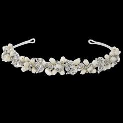 Pearl Vine Headband