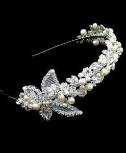 Liza Designs FH3101 Butterfly Headpiece
