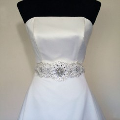 Charlotte Balbier Wedding Belt CB55