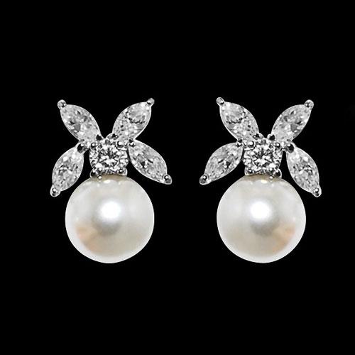 Tuscany Cubic Zirconia Earrings