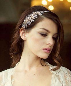 Saffron Pearl Headband