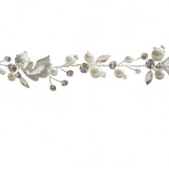 Fleur Wedding Hair Vine starlet