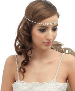 Pearl Bridal Forehead Band