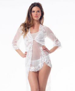 Penrose Tulle Honeymoon Nightdress pa-100