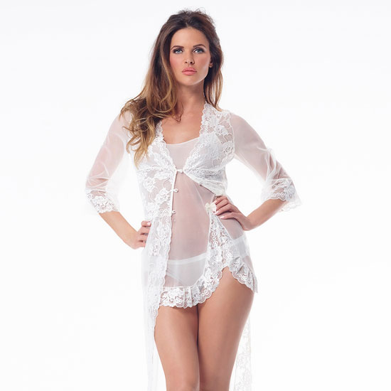 Penrose Tulle Honeymoon Nightdress Zaphira Bridal