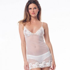 Penrose Lace Honeymoon Nightdress