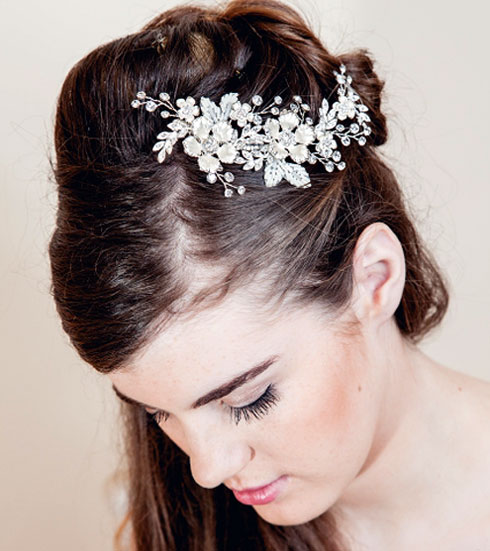 warren york 5079 wedding hair clip