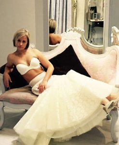 Jupon Lace Wedding Petticoat 194