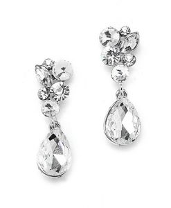 Amantea Crystal Wedding Jewellery Set
