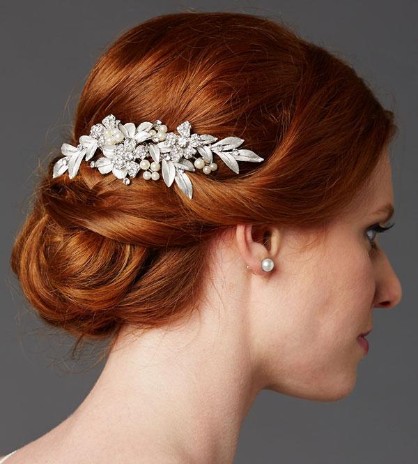 Cassia crystal bridal hair comb zaphira bridal cassia crystal bridal hair comb junglespirit Choice Image