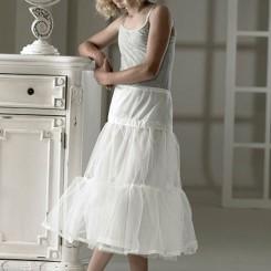 jupon 102 child's wedding petticoat